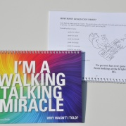 I'm A Walking, Talking Miracle Workbook